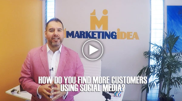 Find more customers on Social Media Webinar