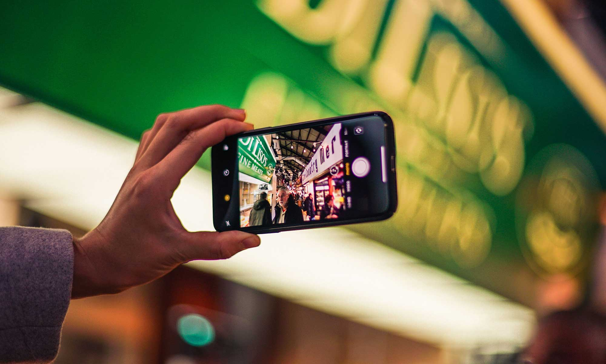 Effective social media video