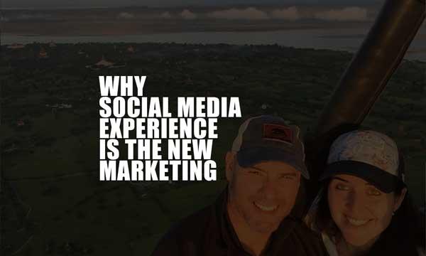 the social media experience