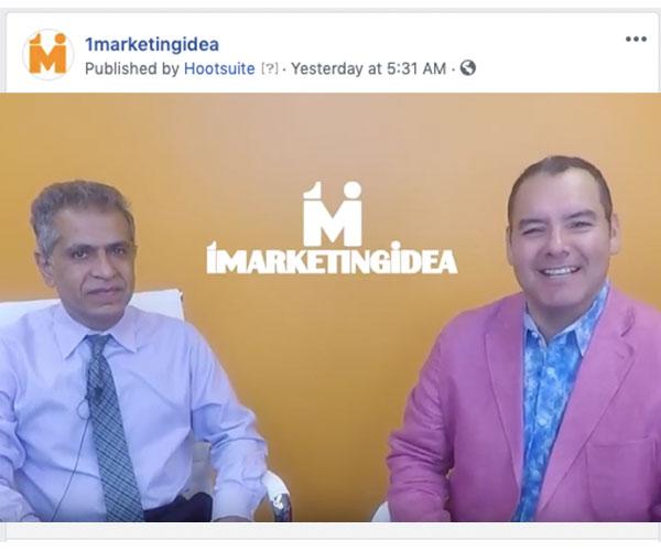 social media experience marketing