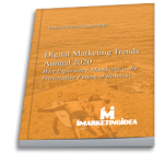 Annual marketing trends report
