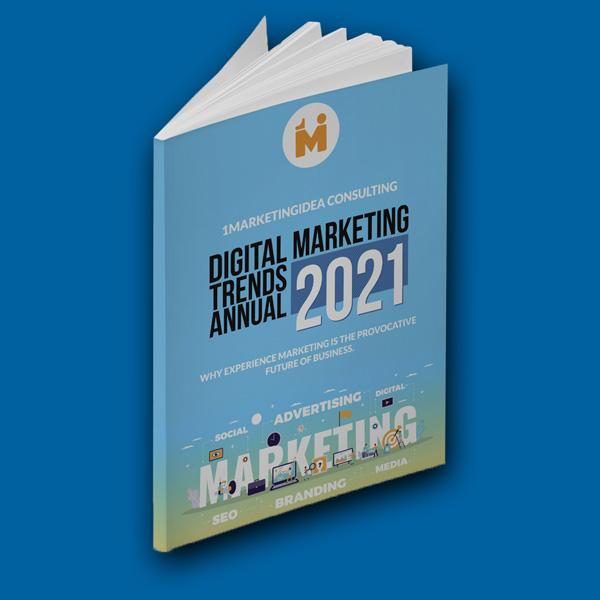 Marketing Trends Annual Report - 1marketingidea